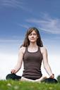 social work or yoga
